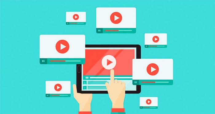 Plataformas de vídeos online para compartir