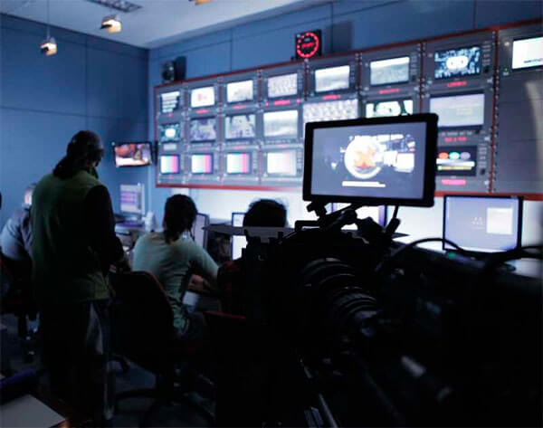 Producción de vídeos digital