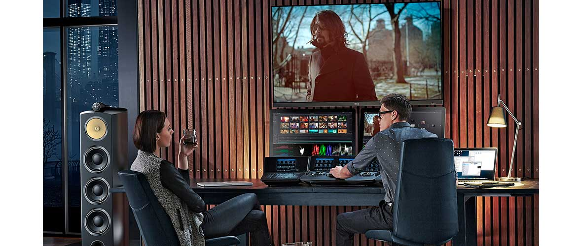 Postproducción digital DaVinci Resolve 12