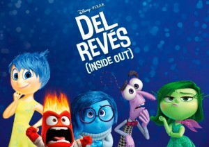Del reves Inside Out Pixar