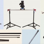 Material profesional para grabaciones audiovisuales