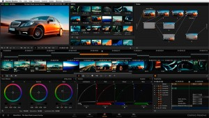 Davinci Resolve corrector de color