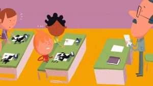 Edición de vídeos animados