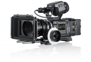 Material audiovisual profesional Full Frame de Sony
